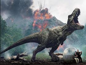 侏罗纪世界1和2:失落的恐龙再次来袭,这里是侏罗纪世界