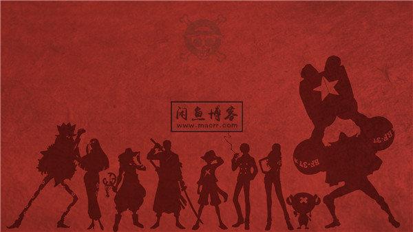 海贼王丨草帽海贼团高清桌面壁纸