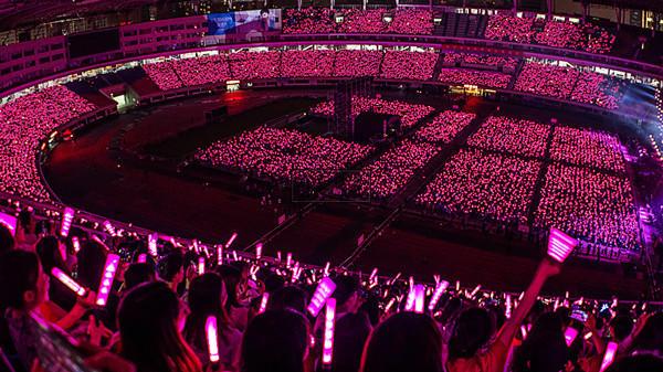 """第一次看演唱会:张杰""""未·LIVE""""长沙演唱会"""