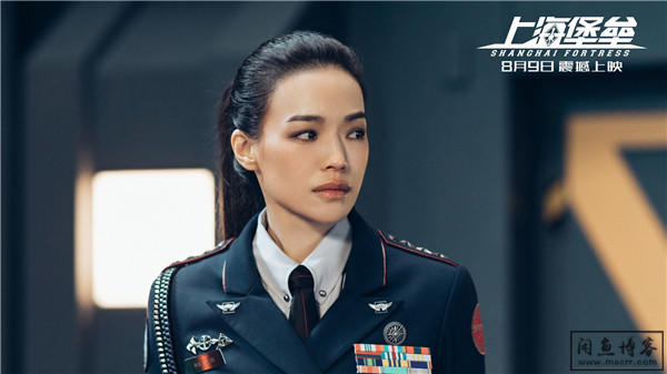 《上海堡垒》观感:一部能让我边看边吐槽的科幻片